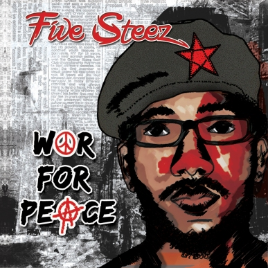 five-steez-war-for-peace-album-cover
