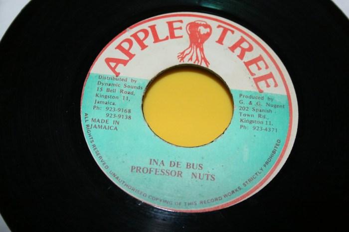 Professor Nuts Inna De Bus Jamaica Dancehall Music 13thStreetPromo 13thStreetPromotions Caribbean