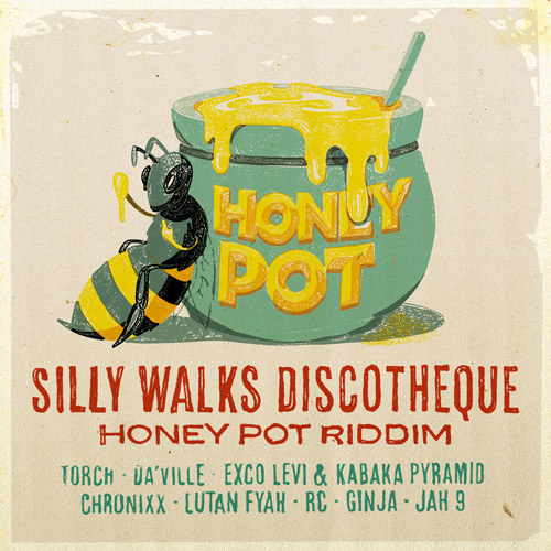Honey Pot Riddim (Cover)