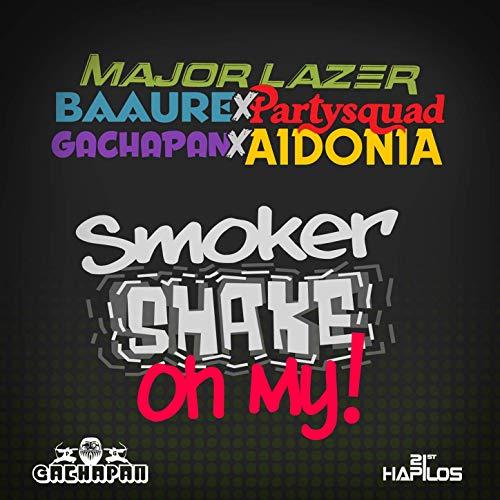 Jamaica, Dancehall, Aidonia, Joker SMoker, SMoke, 13thStreetPromotions, 13thStreetPromo, Smoker Shake Oh My, Caribbean, Deejay