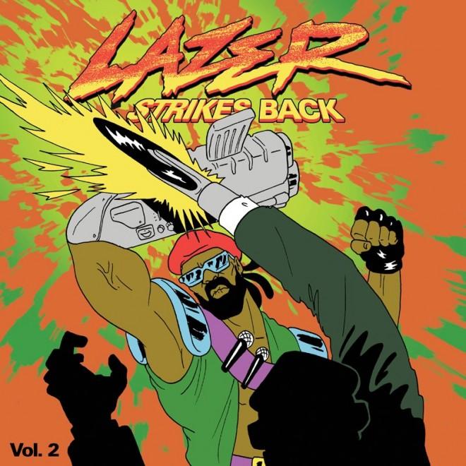 Major Lazer Strike Back Vol. 2