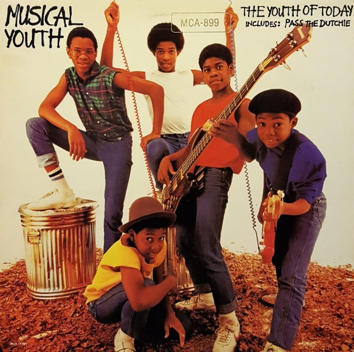 Jamaica, UK, Musical Youth, Reggae, Pop Music, Music, Blog, 13thStreetPromotions, 13thStreetPromo, Pass The Dutchie, 1982, Caribbean, Oldies Sunday, Oldies, Old School,