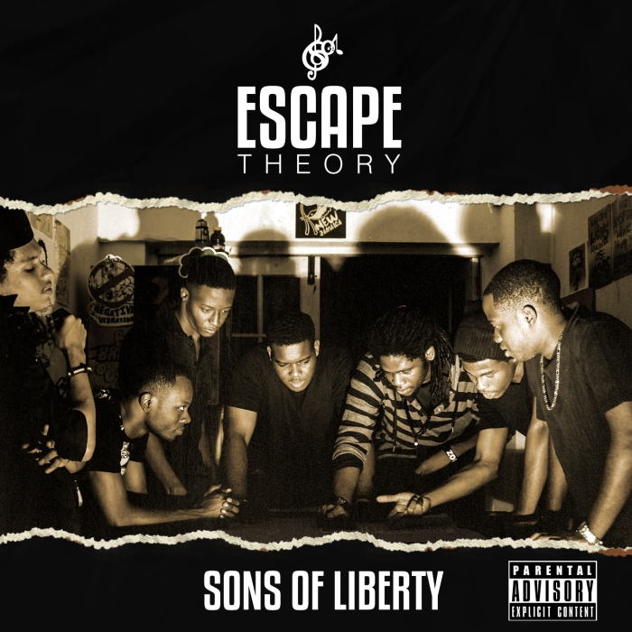 Escape Theory Album Cover