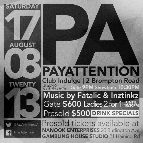 PA August 17th Front