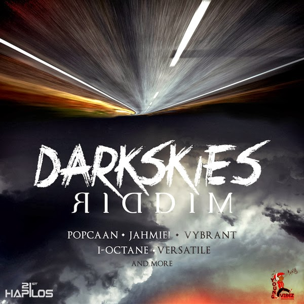 Dark Skies Riddim  - Young Vibez Production