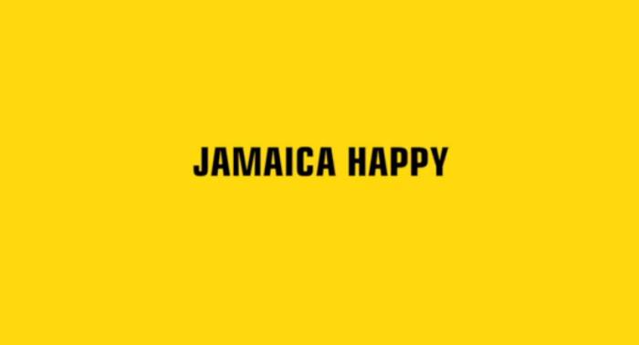 Pharrell Happy Jamaica 13thstreetpromotions 13thstreetpromo
