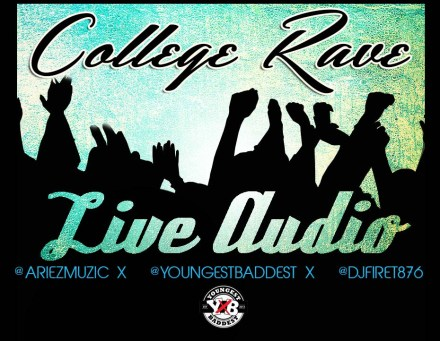 yxb college rave live audio blue