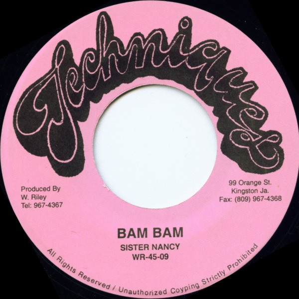 sister-nancy-bam-bam-single