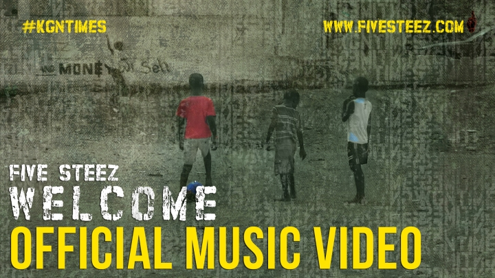 Welcome Official Music Video (300dpi)
