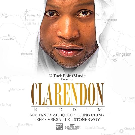 Clarendon Riddim ARTWORK
