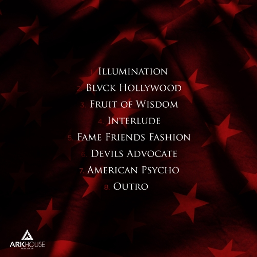 Made In America Track List