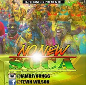 NO NEW SOCA