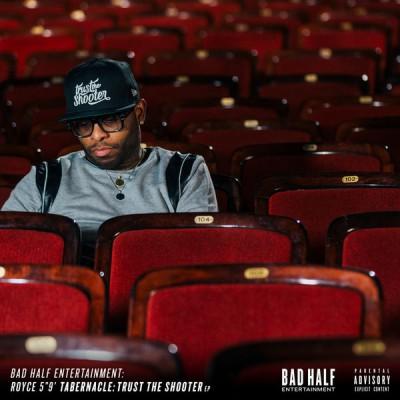 "Royce Da 5'9"", Agent Sasco, Black Thought, Trust The Shooter EP, Hip Hop,"