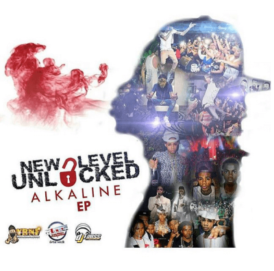 Alkaline, New Level Unlocked, New Level Unlocked EP, 13thStreetPromotions