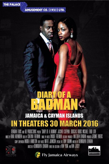 Diary Of A Badman, 13thStreetPromotions