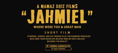 Jahmiel, Where Were You, Great Man, 13thStreetPromotions