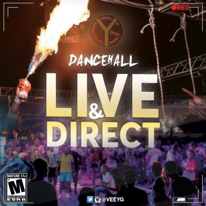 VeeYG, DJ Vee, 13thStreetPromotions, Dancehall