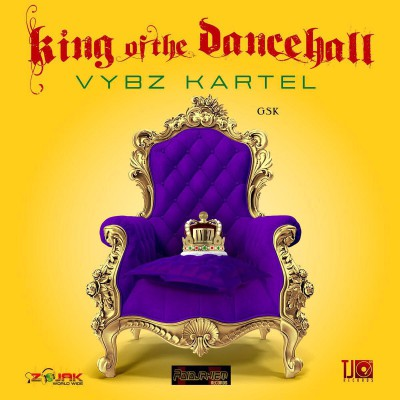Vybz Kartel, King Of The Dancehall, World Boss, Gaza, Jamaica, Dancehall, 13thStreetPromotions, Susan Smith PR