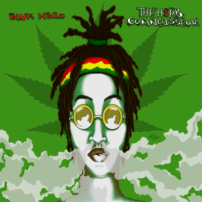 Blvk H3ro, The H3rb Connoisseur, Jamaica, 13thStreetPromotions, Blak Hero, THC,