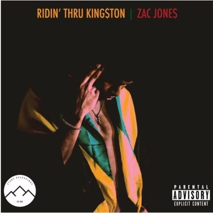 Zac Jones, Zac Jone$, Stony Recordings, Ridin' Thru Kingston, 13thStreetPromotions, Hip Hop, Dancehall