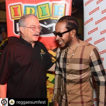 Don Andre, DonAndreKMG, Jamaica, Tom Cruise, 13thStreetPromotions, Reggae sumfest, Sumfest,