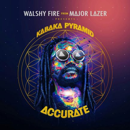 Kabaka Pyramid, Walshy Fire, Accurate, Mixtape, Jamaica, Major Lazer, 13thStreetPromotions