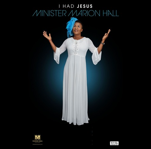 Minister Marion Hall, Marion Hall, Jamaica, Gospel Music, 13thStreetPromotions, I Had Jesus, Lady Saw, When God Speaks