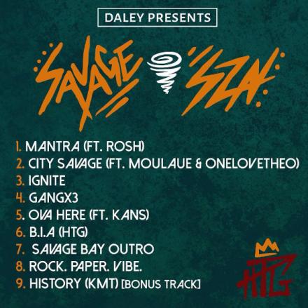 TazzHTG, Tazz, Savage SZN, Hip Hop, Jamaica, 13thStreetPromotions