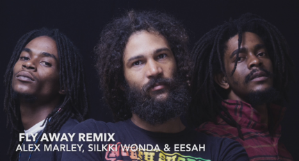 Alex Marley, Silkki Wonda, EesahMusic, Jamaica, Remix, Fly Away Remix, 13thStreetPromotions, Reggae