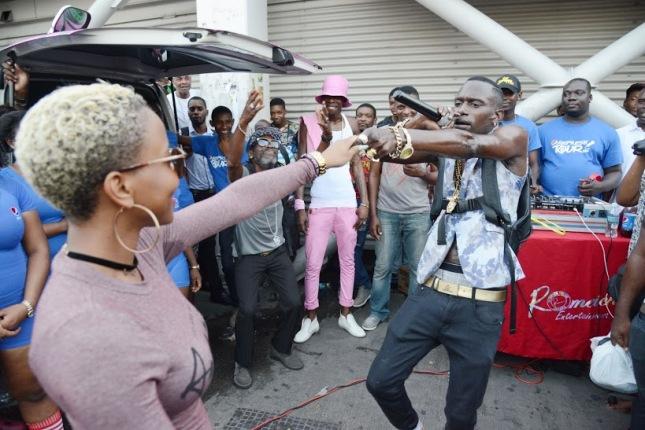 Pepsi, Pepsi Jamaica, Pepsi Refresh Tour, Jamaica, 13thStreetPromotions
