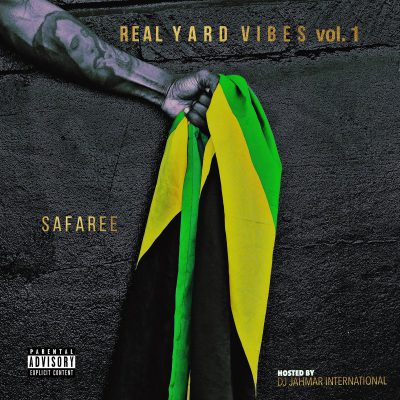 Safaree, Safaree Samuels, DJ Jahmar, Real Yard Vibes Vol. 1, Mixtape, Jamaica, NYC, 13thStreetPromotions, Hip Hop, Dancehall, Stuntgang, Bounty Killa, iShawna,