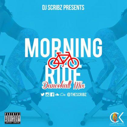 DJ Scribz, Scribz, DJ, Jamaica, Morning Ride Dancehall Mix, Morning Ride, Paypal, Music, 13thStreetPromotions, Sex