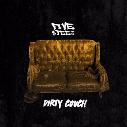 Five Steez, Dirty Couch, Jamaica, Hip Hop, 13thStreetPromotions, Rapper