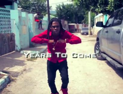 Jahmiel, Years To Come, Jamaica, Dancehall, Reggae, 13thStreetPromotions, Patriotz, Quantanium Records, Khemistry,
