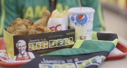 KFC, KFC Jamaica, Dancehall, Christopher Martin, Jamaica Is A Big Deal, 13thStreetPromotions, Chris Martin, Jamaica 54