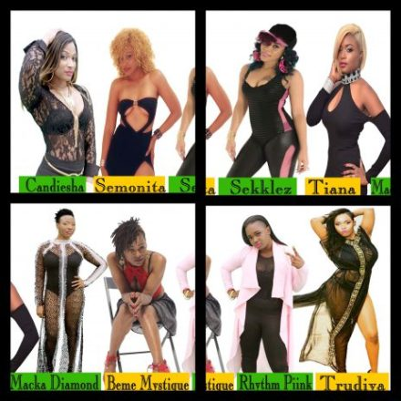 Jamaica, Dancehall, L Razor, Shanti Riddim, Tiana, Macka Diamond, Sekklez, TruDiva, Semonita, Candiesha, Beme Mystique, Rhythm Piink,