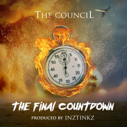 The Council, The Final Countdown, Five Steez, Inztinkz, Nomad Carlos, The Sickest Drama, Hip Hop, Jamaica, 13thStreetPromotions, Nothing Else Matters, Kingston,
