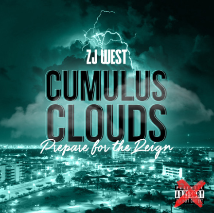 ZJ West, Zipjock West, Zip 103, Jamaica, Dancehall, Hip Hop, Hurricane Matthew, Cumulus Clouds Mixtape, Mixtape, Music, DJ, ZJ,