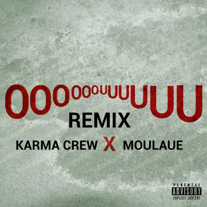 Jamaica, Hip Hop, MoulaUE, Karma Crew, MoulaDiDon, Montego Bay, Ooouuu, Ooouuu Remix, KarmaCrew876, Young M.A., 13thStreetPromotions, Rapper, Rap,
