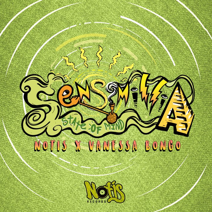 Vanessa Bongo, VanessaLeeBongo, NotisJA, Notis, Notis HeavyWeightRockaz, Blog, Reggae, 13thStreetPromotions, Sensimillia State Of Mind, Ganja,