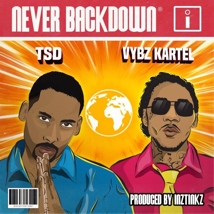 Jamaica, Hip Hop, Dancehall, The Sickest Drama, Vybz Kartel, World Boss, TSD, 13thStreetPromotions, Never Back Down, Inztinkz, First Coast, Gaza, Portmore Empire, Music, Soundcloud,