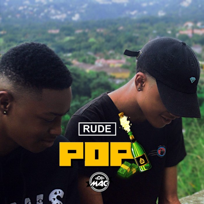 Jamaica, Dancehall, Hip Hop, Trap Music, 13thStreetPromotions, Rude Boy Ting, Pop Champagne Mix, Pop Champagne, Blog, Music, DJ Mac, Jermorude, Mixtape,