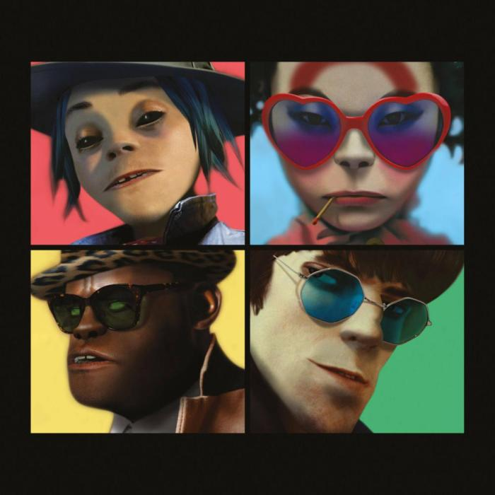 Gorillaz, Jamaica, Popcaan, Saturnz Barz, Humanz, Rock, Alternative, Unruly, OVO Unruly, Blog, 13thStreetPromotions, Music, Music Video,