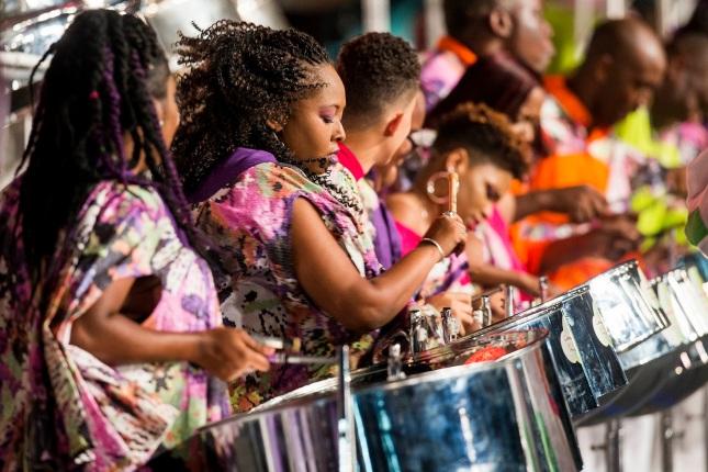 Jamaica, Soca, Music, Invaders Steel Orchestra, Steel Band, Trinidad & Tobago, Trinidad, Blog, CGR Jamaica, 13thStreetPromo, 13thStreetPromotions, Jamaica Carnival, JA Carnival, Caribbean Airlines,