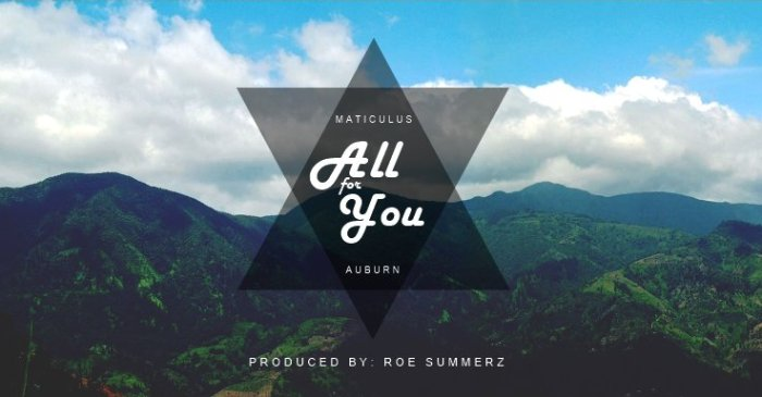Maticulus Auburn, Maticulus, All For You, Roe Summerz, Jamaica, Reggae Fusion, Blog, 13thStreetPromo, 13thStreetPromotions, Music, Soundcloud, For The Culture, Bitcoin, Litecoin, BTC
