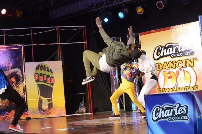 Jamaica, Dance, Dancers, Dancin' Dynamites, Music, Charles Chocolate, Jenny Jenny, 13thStreetPromo, 13thStreetPromotions, Blog, Blogger, Competition,