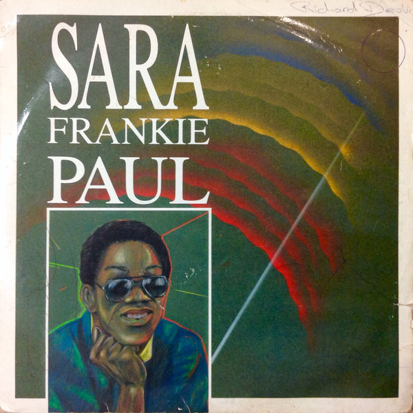 JAmaica, Music, Reggae, Singer, Frankie Paul, Sara, Sarah, Blog, 13thStreetPromo, 13thStreetPromotions, Jamaican Stevie Wonder, Oldies Sunday, Old School, 1987, 80s, Dancehall,