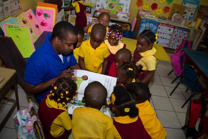 Jamaica, PR, Press Release, IGL Blue, IGL Gas, Donation, School, Riverton Meadows Early Childhood Centre, Blog, 13thStreetPromotions, 13thStreetPromo, St. Patrick's Foundation