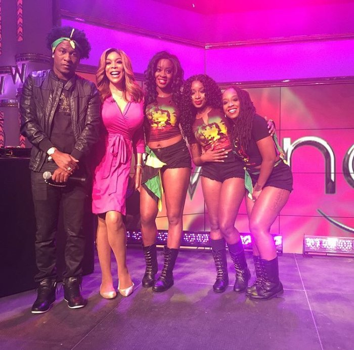 Jamaica, Dancehall, Deejay, Trelawny, Wendy Williams, Charly Black, Charly Blacks, Party Animal, Gyal You A Party Animal, Unstoppable, Blog, 13thStreetPromotions, 13thStreetPromo, Music,
