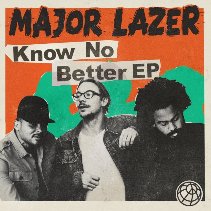 Jamaica, USA, Trinidad, Blog, EP, Major Lazer, Know No Better EP, Konshens, Machel Montano, Jillionaire, Diplo, Walshy Fire, Sean Paul, Konshens, Busy Signal, EDM, Dancehall, Music, iTunes, Apple Music,